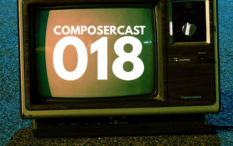 ComposerCast 018 | Fireside Chat With Sam Whiting