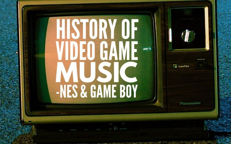ComposerCast 019 | History Of Video Game Music – NES and Game Boy