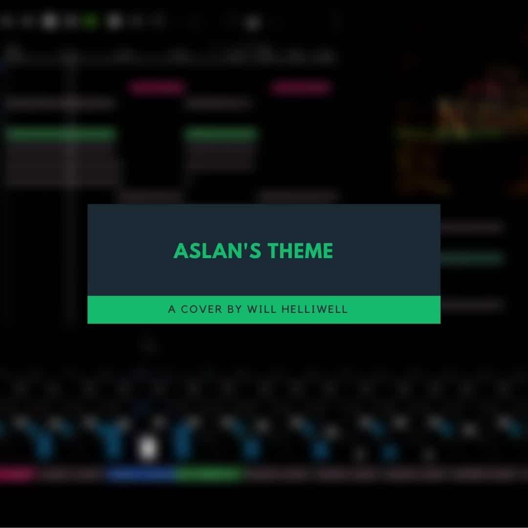 Aslan's Theme – square