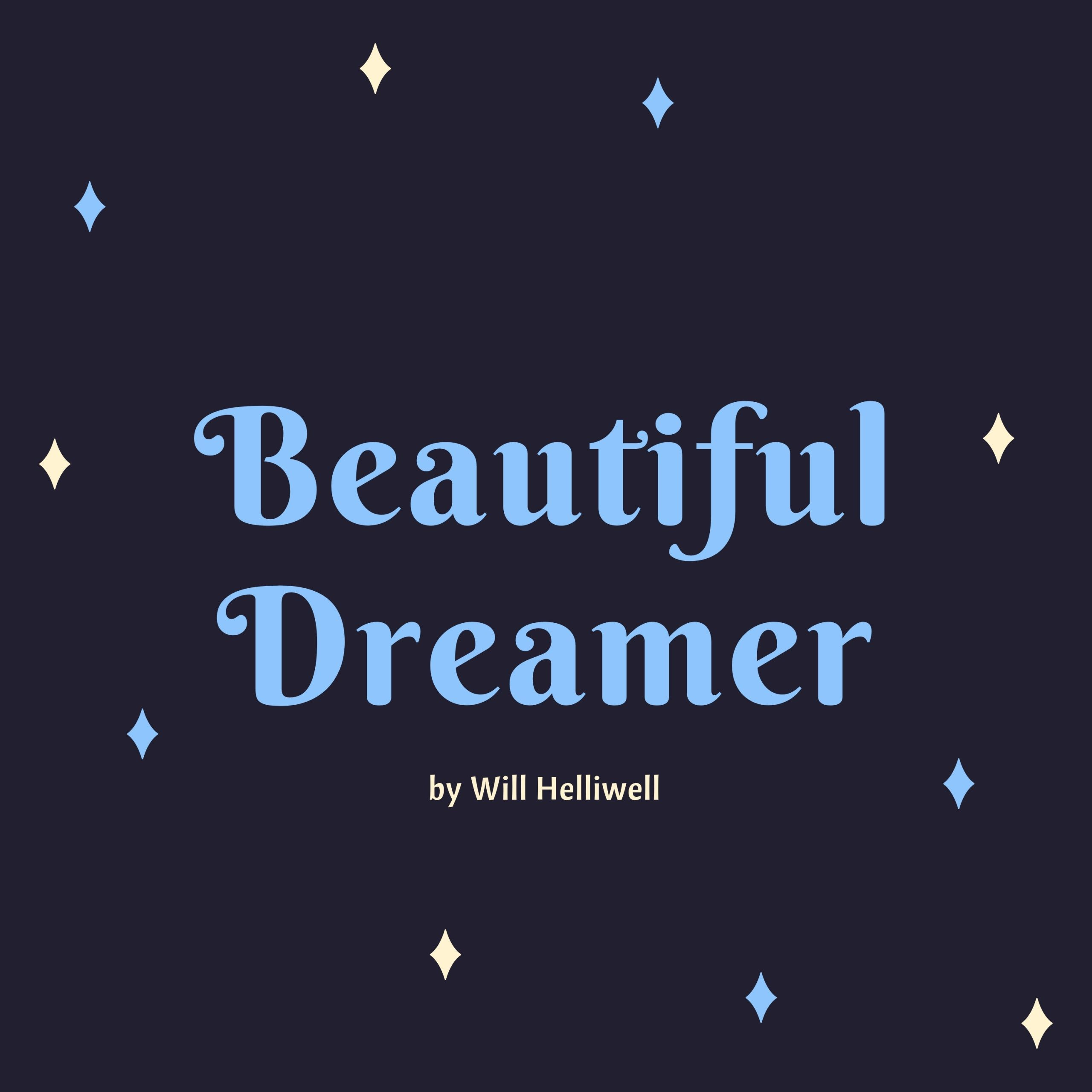 Beautiful Dreamer Spotify Artwork