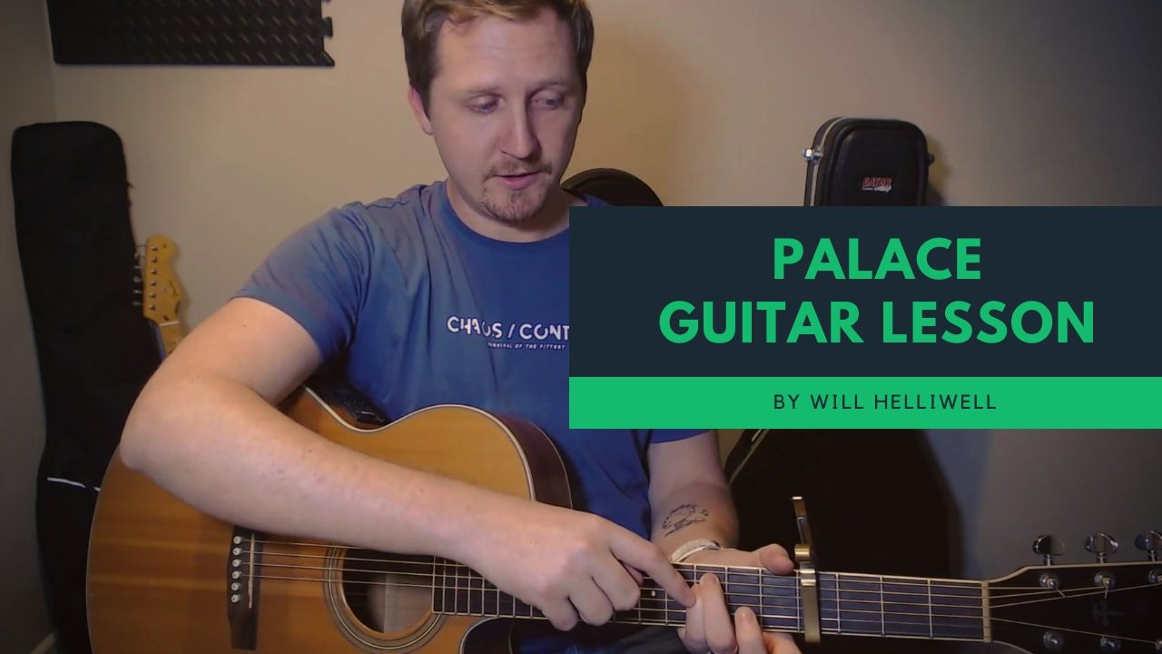 Palace Guitar Lesson