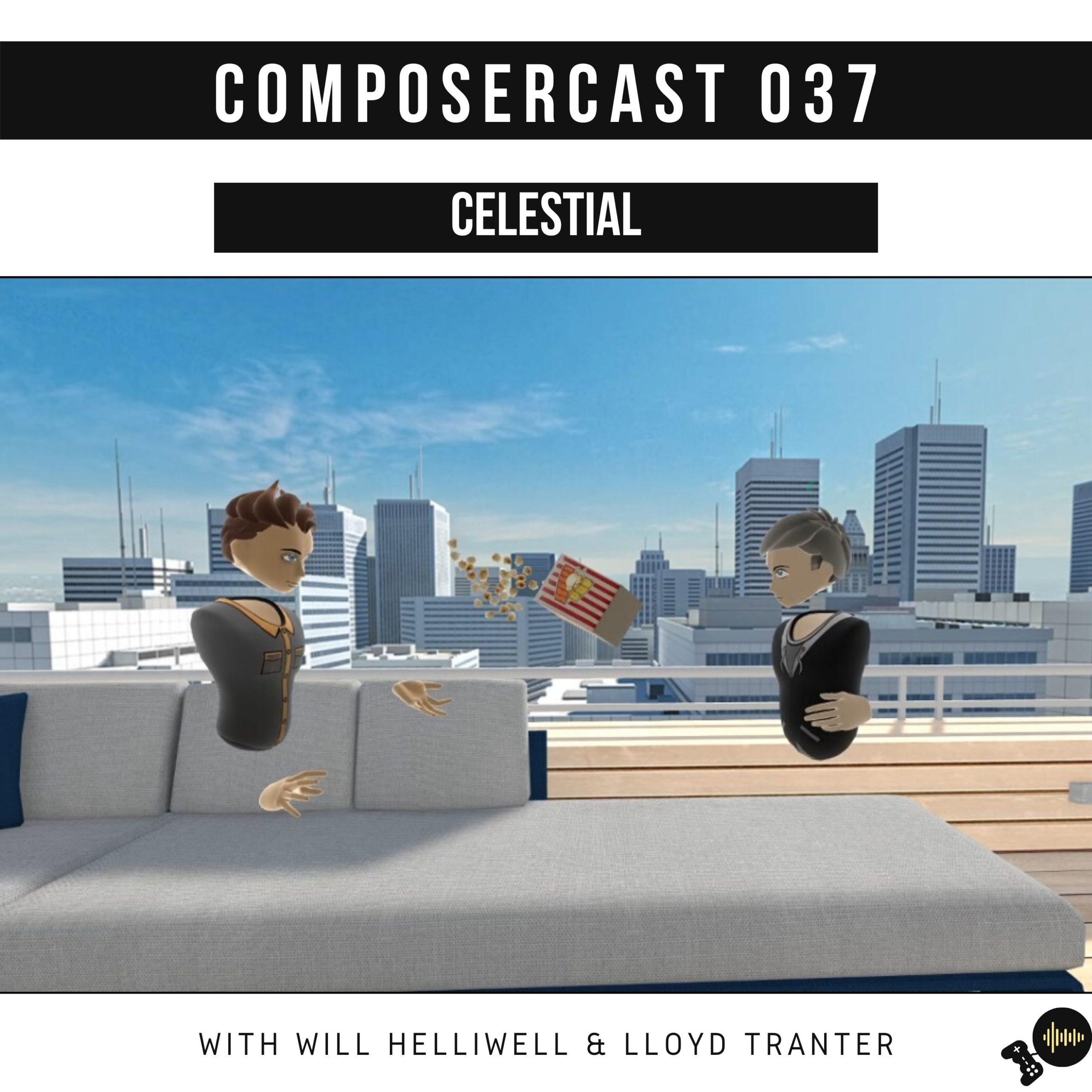 ComposerCast 037 Podcast Artwork