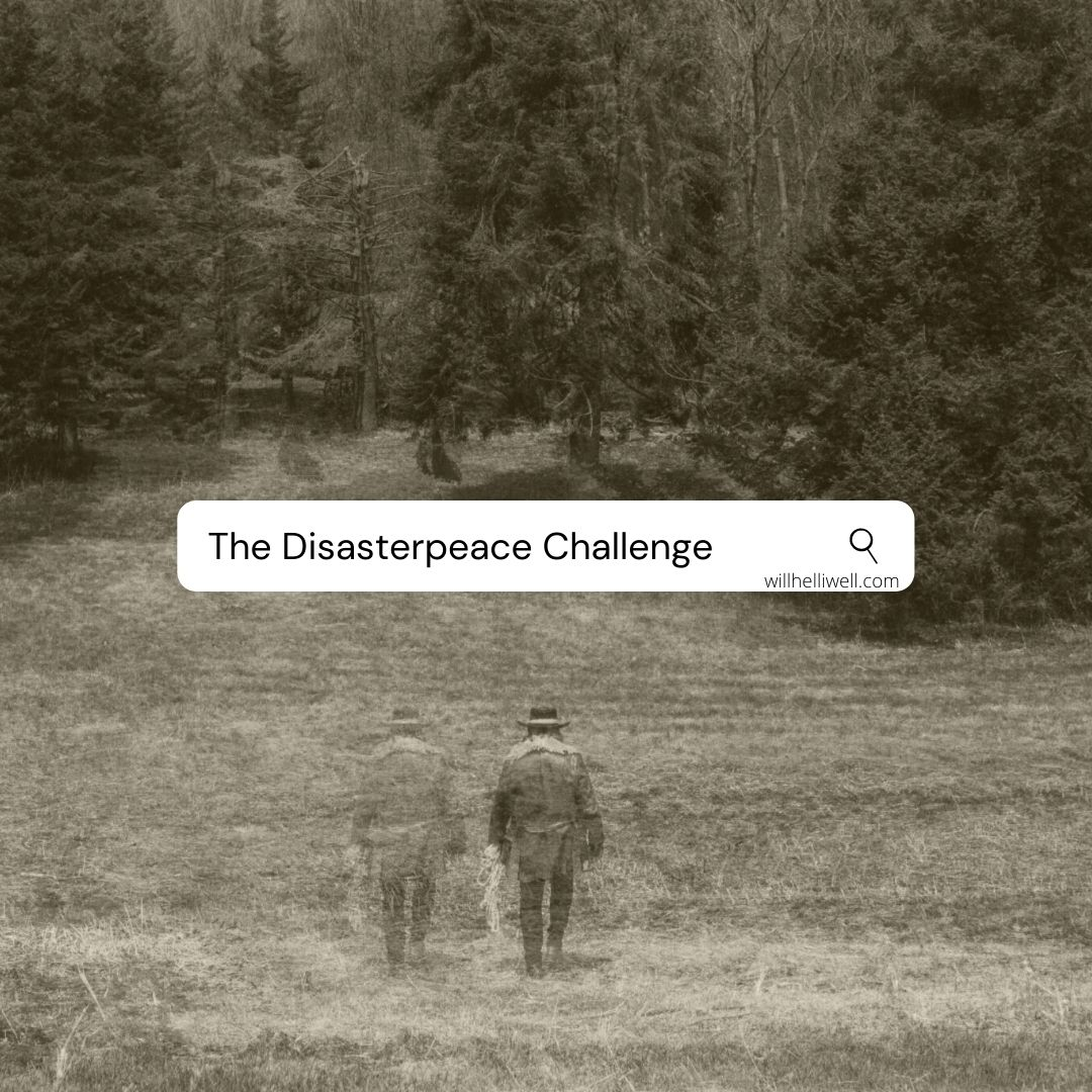 Disasterpeace Challenge Cover