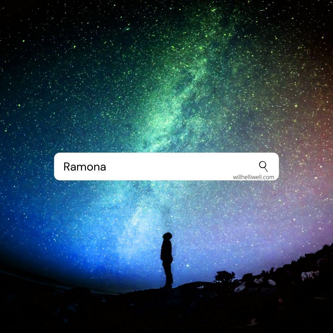 Ramona Cover