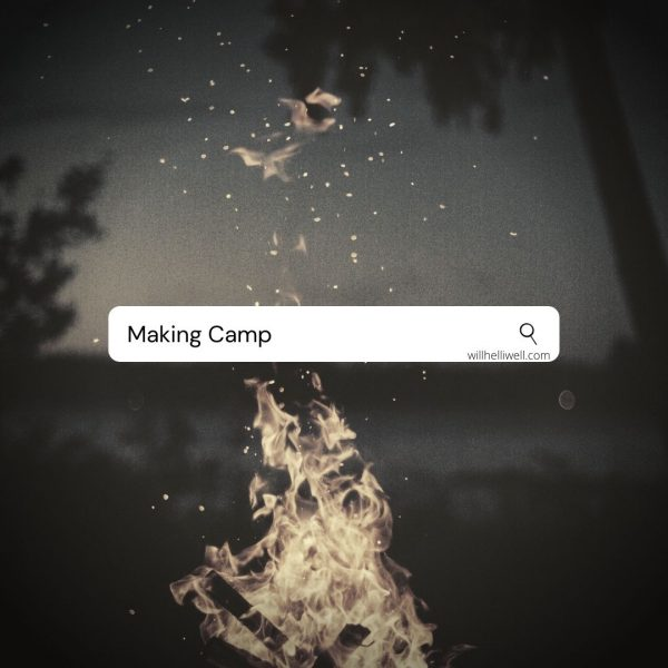 Making Camp Cover